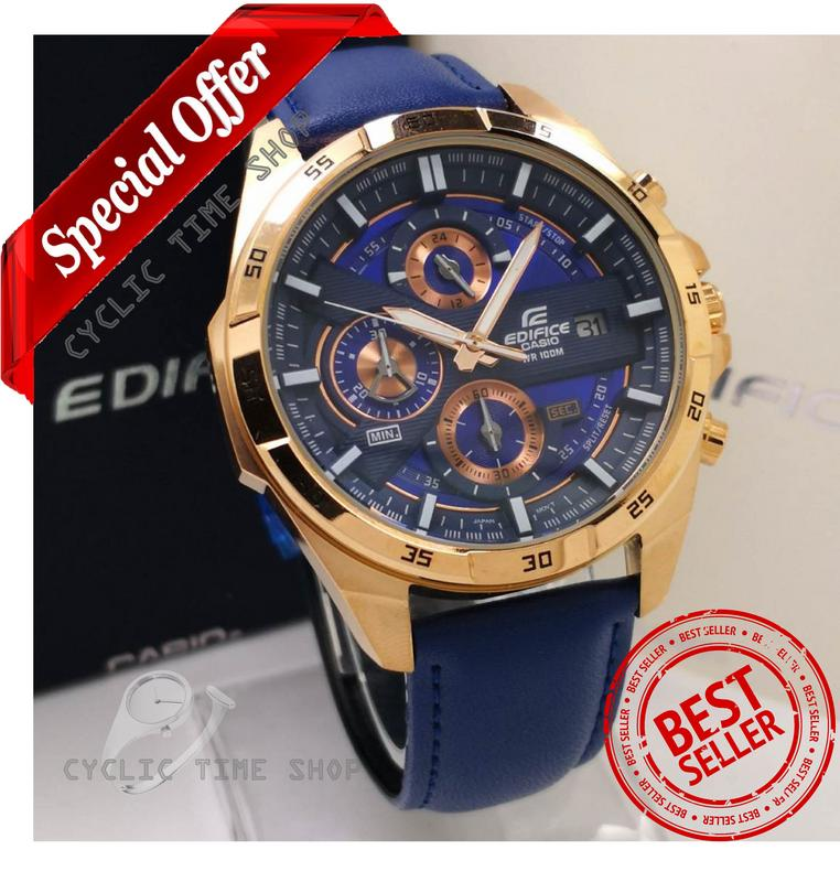 Casio Edifice EFR - 556 Collection 1