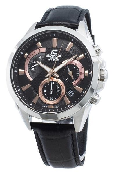 Casio EDIFICE EFV-580L-1AV EFV-580L-1AVUEF EFV-580L-1AVUDF Men Watch