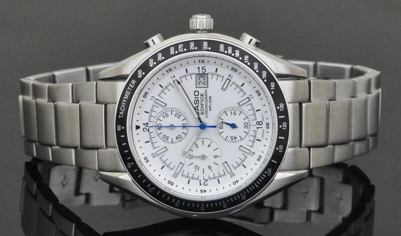 201c7a531697 Casio EDIFICE Men Chronograph Watch (end 10 3 2019 4 15 PM)