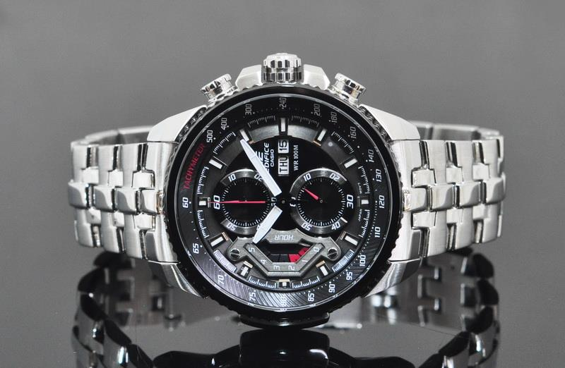df58b67de48 Casio EDIFICE Men Chronograph Watch (end 12 9 2019 1 15 PM)