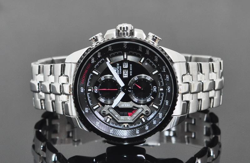 Casio EDIFICE Men Chronograph Watch (end 12 9 2019 1 15 PM) 3871938a3e