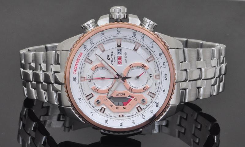 Casio EDIFICE Men Chronograph Watch (end 3 12 2020 1 15 PM) 7da4164863