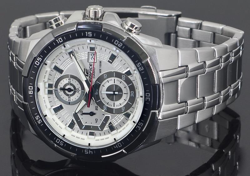 Casio EDIFICE Men Chronograph Watch E (end 7 8 2019 3 15 PM) 191b57e73