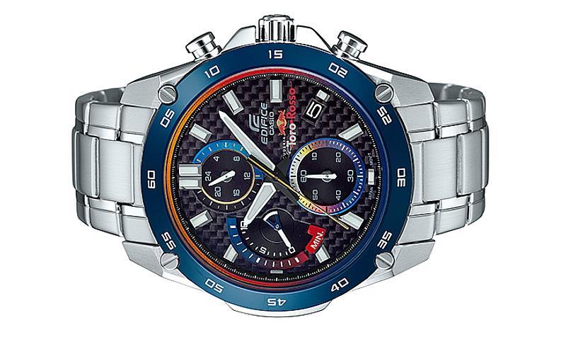 Casio EDIFICE Men Scuderia Toro Rosso Limited Watch EFR-557TR-1ADR. ‹ › 115f40526150