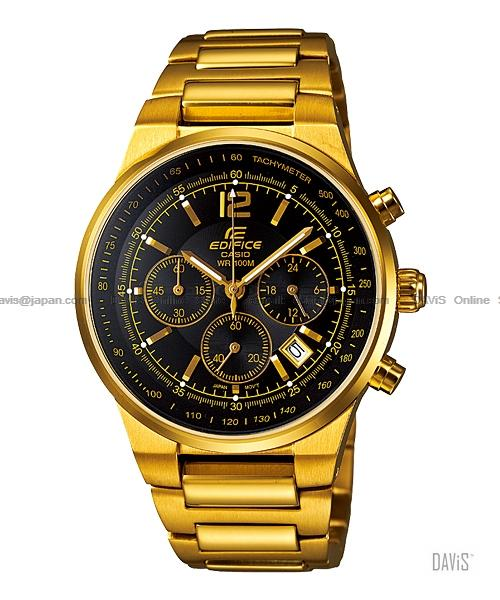 06aa6bf18c6 CASIO EFR-508G-1AV EDIFICE chronogr (end 8 11 2019 11 39 PM)