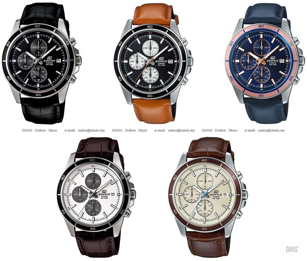 CASIO EFR-526L EDIFICE chronograph d (end 8 11 2019 2 00 PM) 170aef79d85