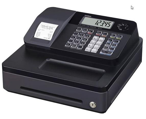 Casio Electronic Cash Register SE-G1 Cashier Machine