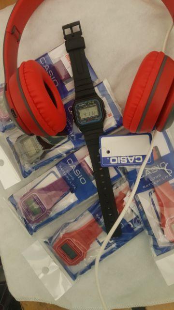 40a19f560d53 Casio F-91W Digital 10 Colours (end 6 6 2021 12 00 AM)