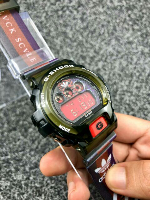 Casio G shock Adidas Watches