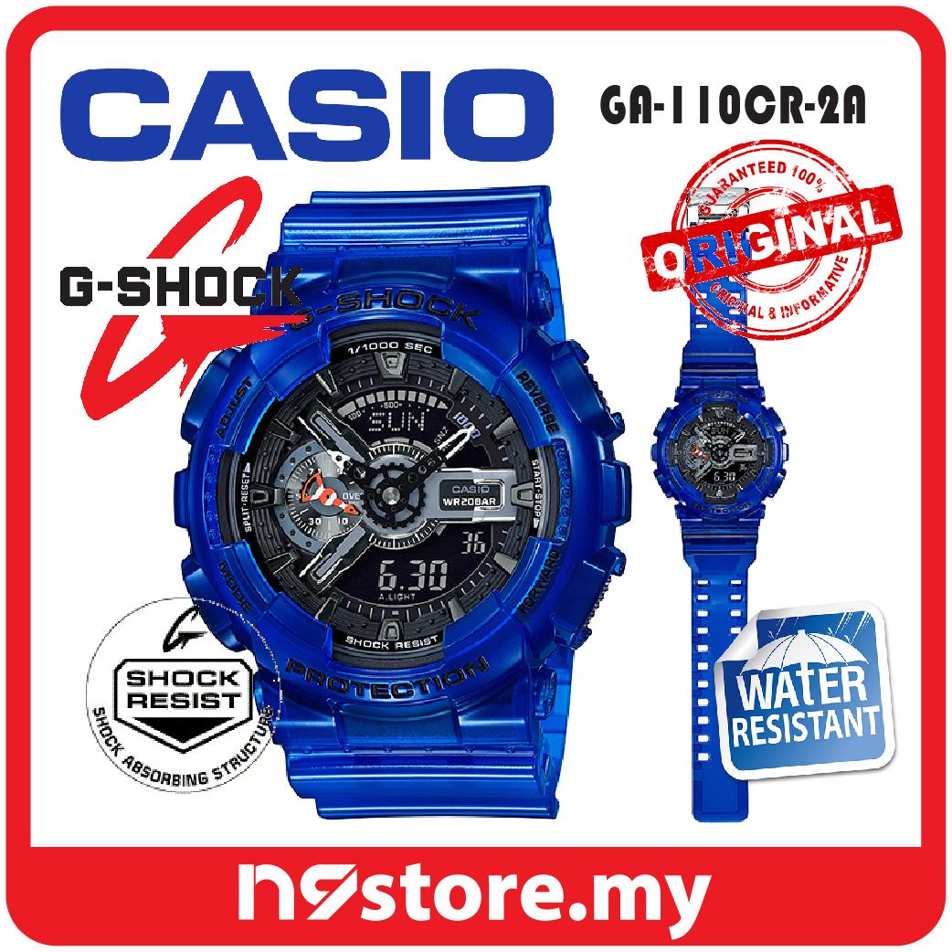 d3906c9673c Casio G-Shock Analog Digital GA-110CR-2A Special Coral Color Shock Res. ‹ ›