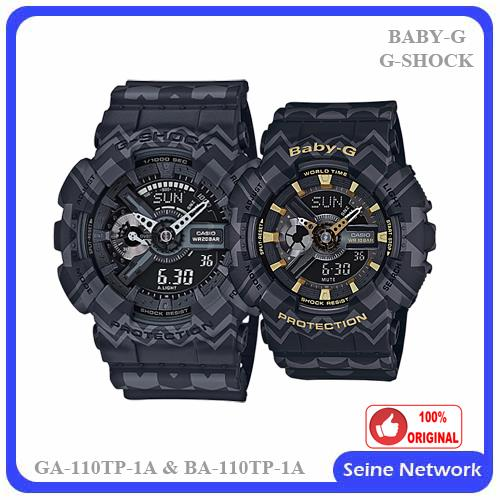 dd31de420f20 CASIO G-SHOCK+BABY-G GA-110TP-1A+BA (end 11 25 2017 5 15 PM)