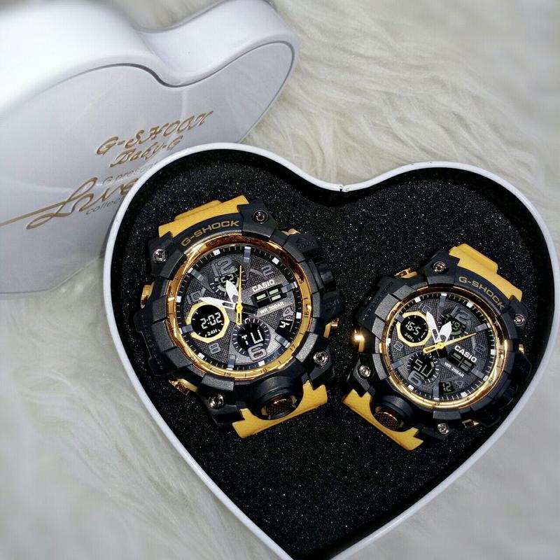 Casio G Shock/ Baby G Lover Limited Collection 2