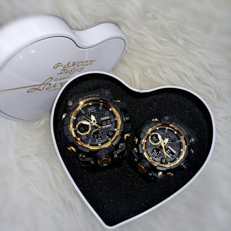 Casio G Shock/ Baby G Lover Limited Collection 3