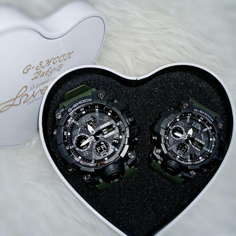 Casio G Shock/ Baby G Lover Limited Collection 6