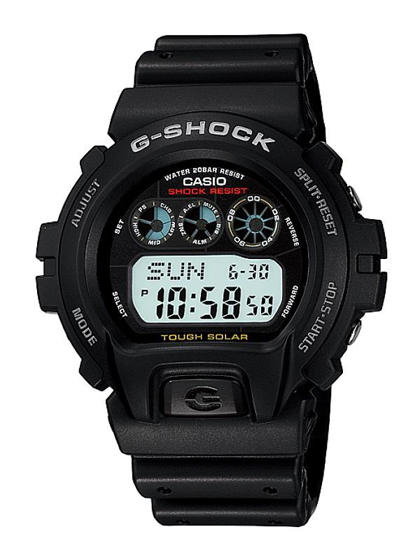 Casio G-Shock Basic Digital Watch G-6900-1DR