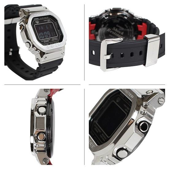 CASIO G-SHOCK Bluetooth GMW-B5000-1 GMW-B5000-1JF Men Watch (Japan)