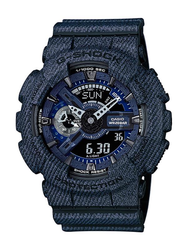 9dddb14968b Casio G-Shock Denim Design Watch GA- (end 4 15 2019 3 15 PM)
