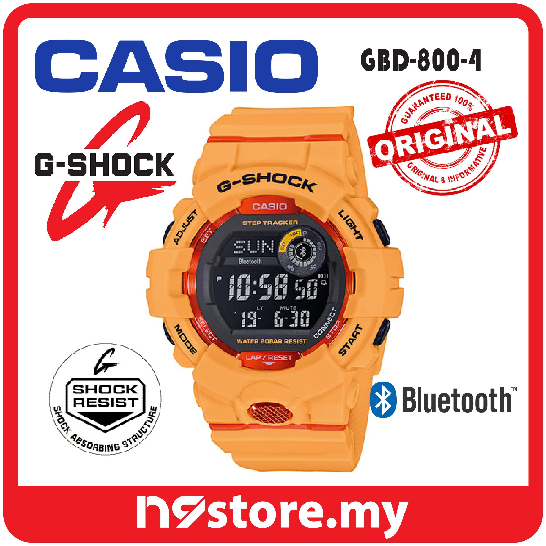 Casio G-Shock Digital GBD-800-4 Step (end 4 9 2021 12 00 AM) 731bfa82e3b