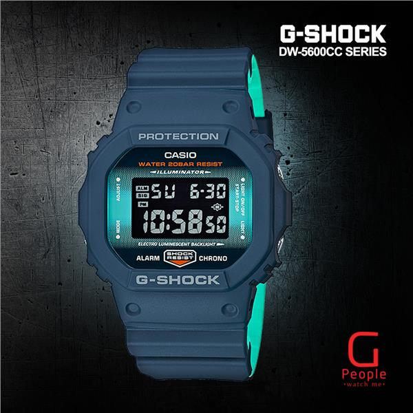 CASIO G-SHOCK DW-5600CC-2D / DW-5600CC-2 WATCH 100% ORIGINAL