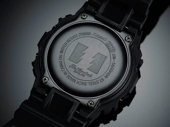 Casio G Shock Dw 5600hdr 1 The Hundreds 35th Anniversary Limited Mod