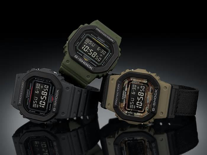 CASIO G-SHOCK DW-5610SU-8DR / DW-5610SU-8 WATCH 100% ORIGINAL