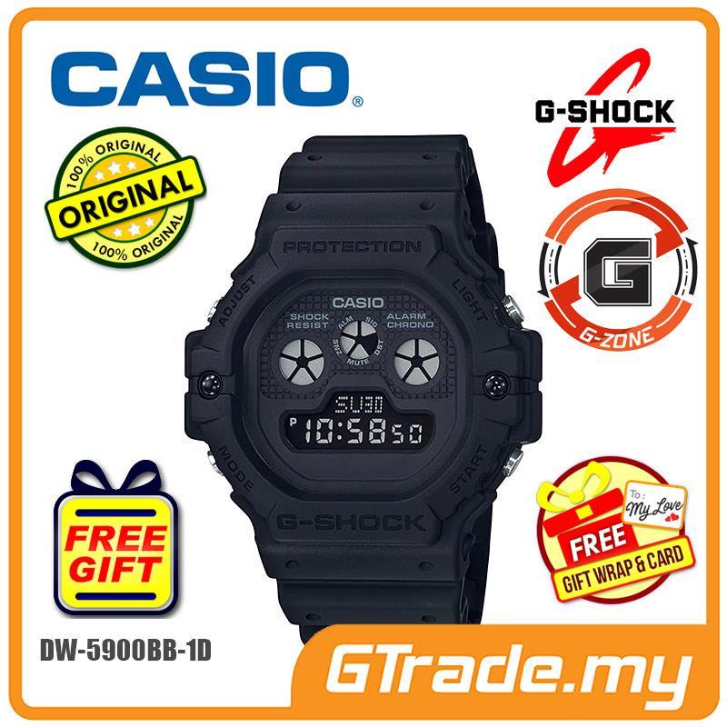 f6485009a CASIO G-Shock DW-5900BB-1D Digital (end 6/21/2021 12:00 AM)