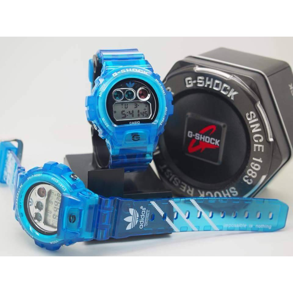 CASIO G-SHOCK DW-6900 (PROMOTION ) ADIDAS