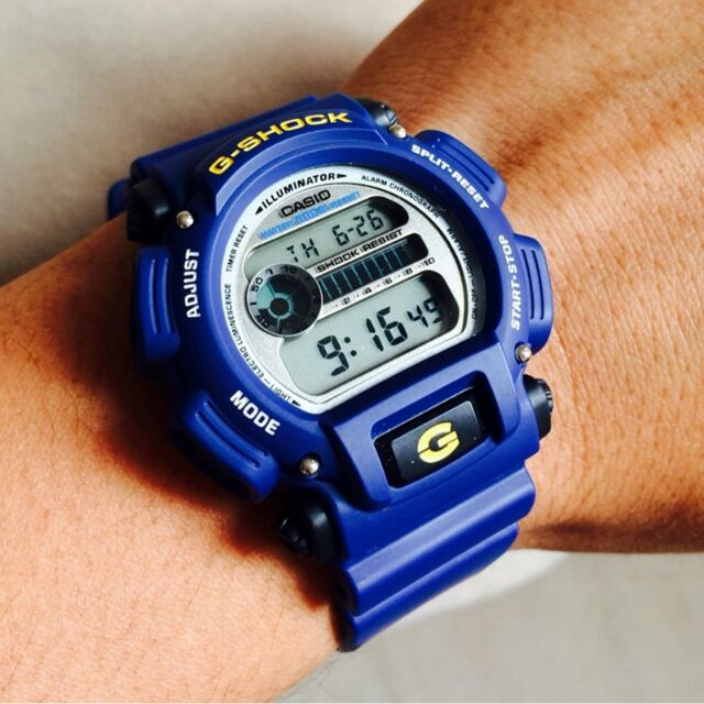 Casio G-Shock DW-9052-2VDR Digital Watch