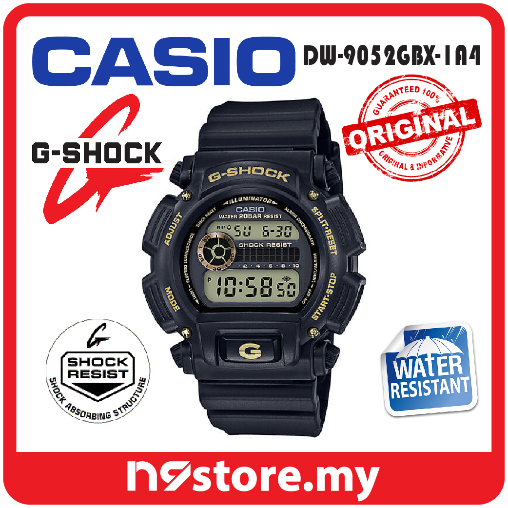 cd1f0454e7d9 Casio G-Shock DW-9052GBX-1A4 Digital Men Rose Gold Design Jam Tangan. ‹ ›