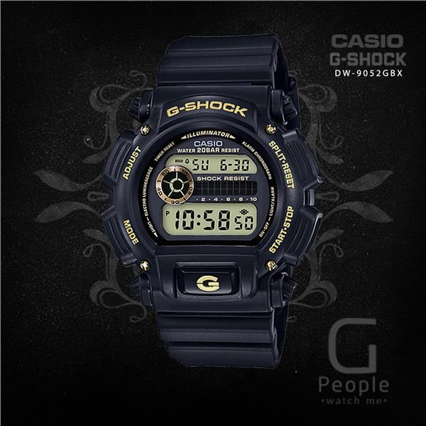 CASIO G-SHOCK DW-9052GBX-1A9 / DW-9052 WATCH 100% ORIGINAL