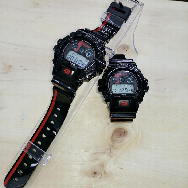 Casio G Shock DW6900 Limited Collection 02