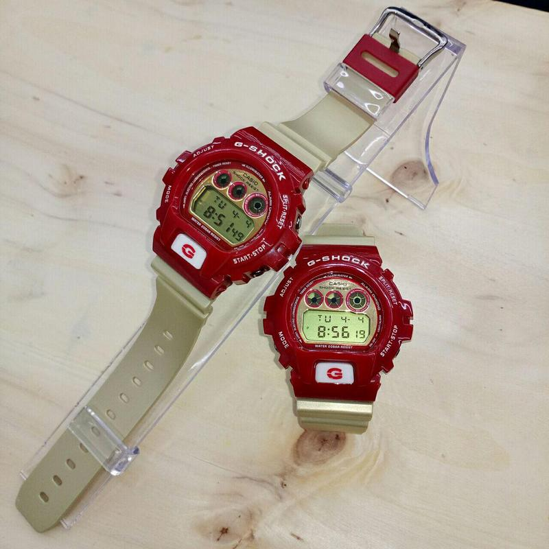 Casio G Shock DW6900 Limited Collection 04