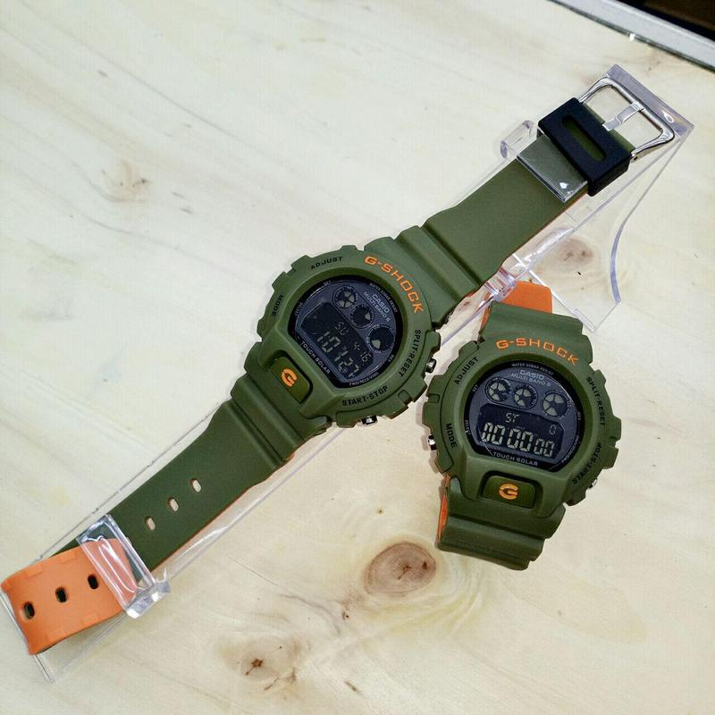 Casio G Shock DW6900 Limited Collection 07