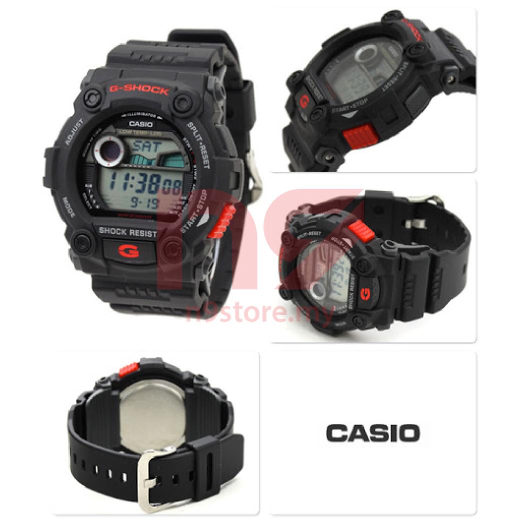 cb4b5525e02e Casio G-Shock G-7900-1 Digital Larg (end 1 24 2021 12 00 AM)