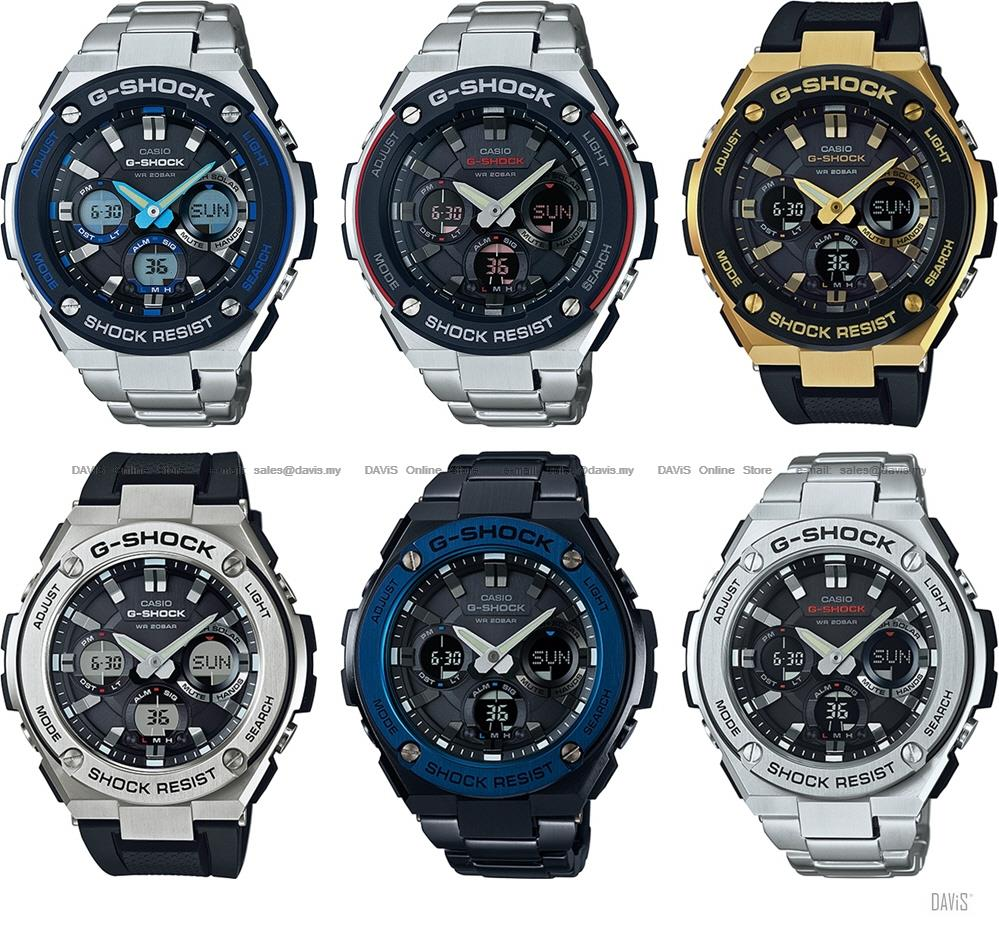 c0366e105a6 CASIO G-SHOCK G-Steel series GST-S10 (end 9 16 2019 5 19 PM)