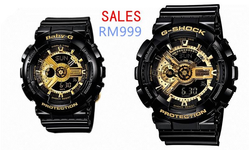 CASIO G-SHOCK GA-110GB-1A   BA-110-1 (end 3 22 2020 3 15 PM) 787c5096f987