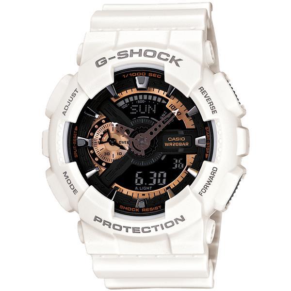 Casio G-Shock GA-110RG-7A LED Auto Light Resin Watch With Warranty. ‹ › edf19907fa