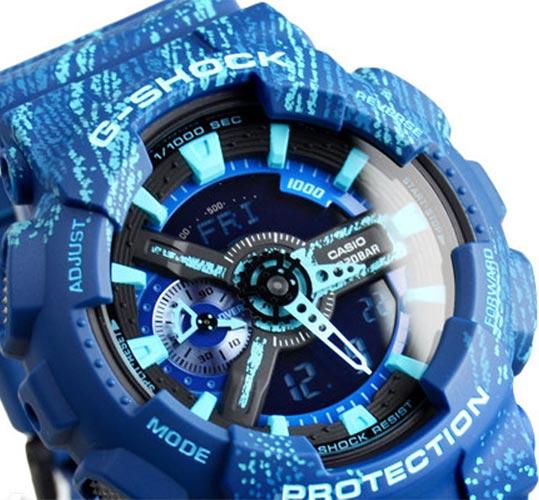 e430e1b06dc7 Casio G-Shock GA-110TX-2A Special Color Series Ana-Digital Watch