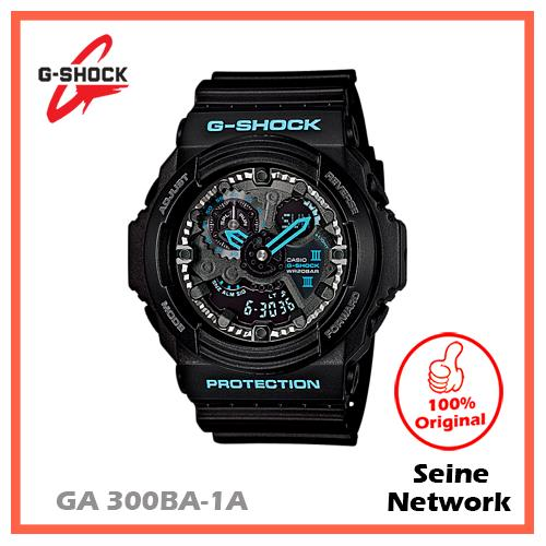 official photos bb567 c6ec9 CASIO G-SHOCK GA-300BA-1A WATCH  ORIGINAL