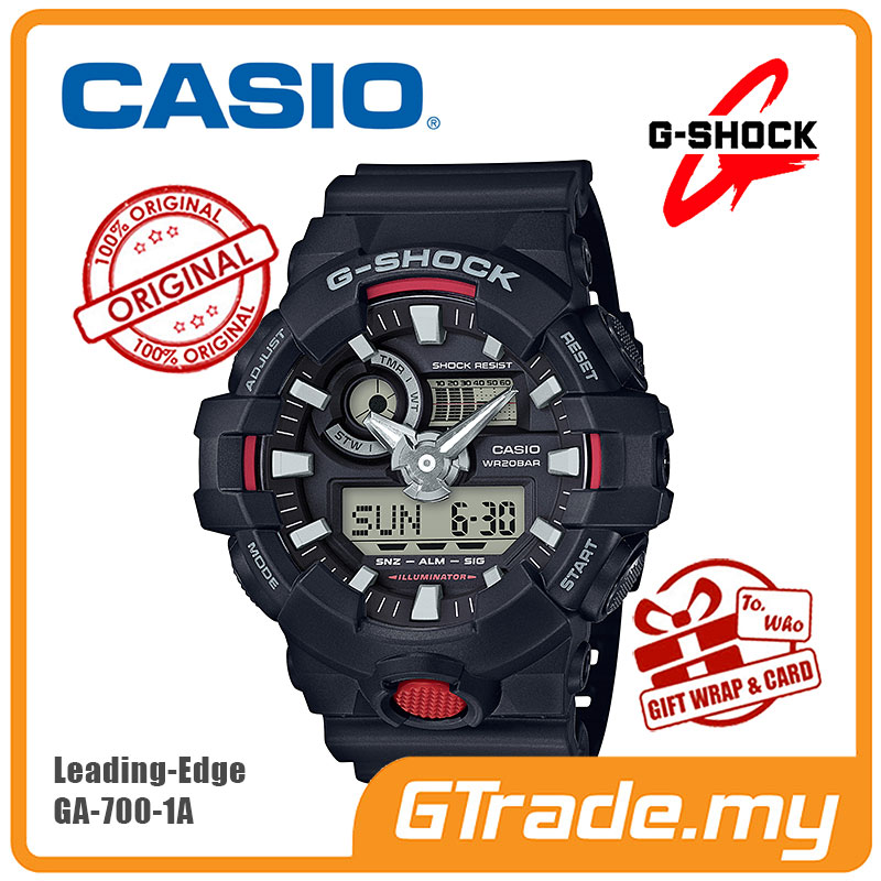 40b9ed2110b9 CASIO G-SHOCK GA-700-1A Digital Ana (end 7 12 2021 12 00 AM)