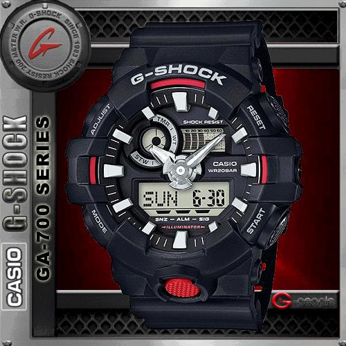 71306c6b538 CASIO G-SHOCK GA-700-1A WATCH ώ (end 4 13 2019 12 19 AM)