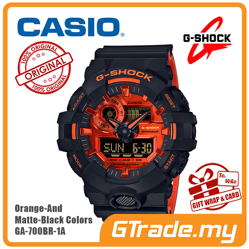 712d7d0f23a CASIO G-Shock GA-700BR-1A Digital W (end 7 11 2021 12 00 AM)