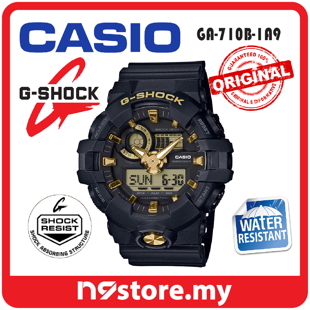 Casio G-Shock GA-710B-1A9 Shinny St (end 2 27 2021 12 00 AM) ce89c1466e8