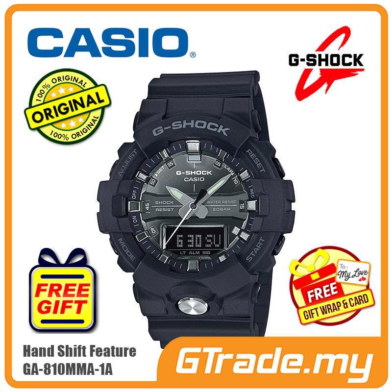 CASIO G Shock GA 810MMA 1A Digital Watch Super Illuminator [PRE]