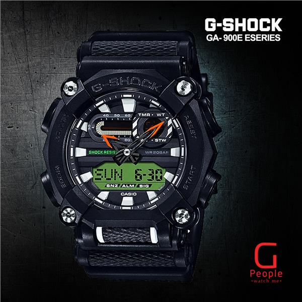 CASIO G-SHOCK GA-900E-1A3 WATCH 100% ORIGINAL