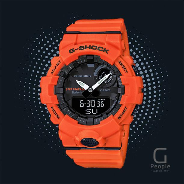 CASIO G-SHOCK GBA-800-4A STEP TRACKER WATCH ☑ORIGINAL☑
