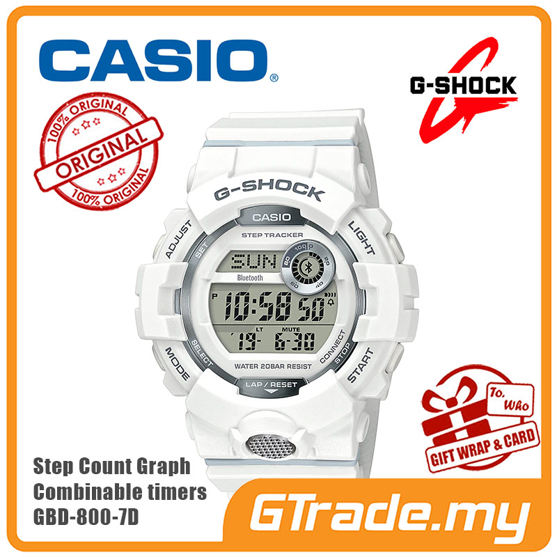 2e0c26bb06b CASIO G-SHOCK GBD-800-7D Digital Wa (end 7 10 2021 12 00 AM)