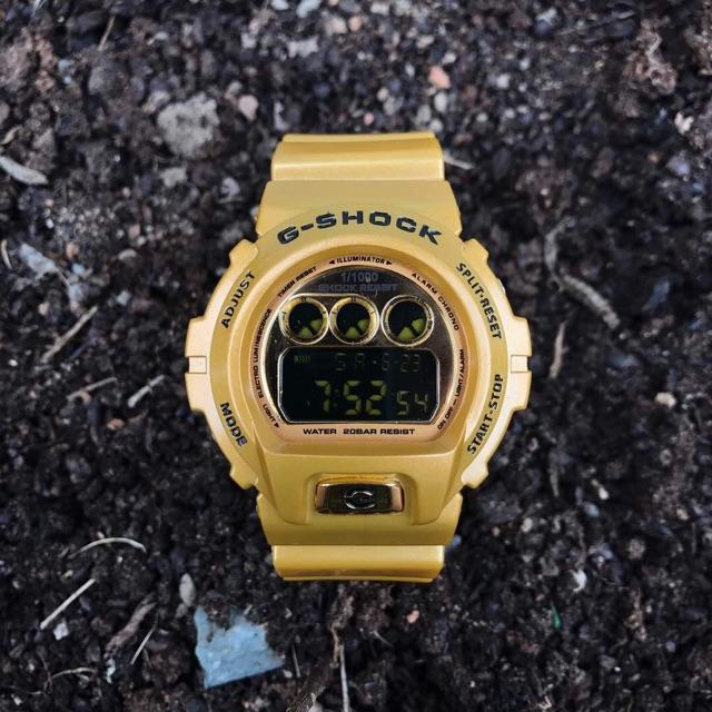 Casio G Shock Gold Jam Tangan Lelaki (end 6 5 2021 12 00 AM) 37ca515381