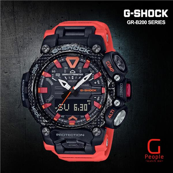 CASIO G-SHOCK GR-B200-1A9 WATCH 100% ORIGINAL