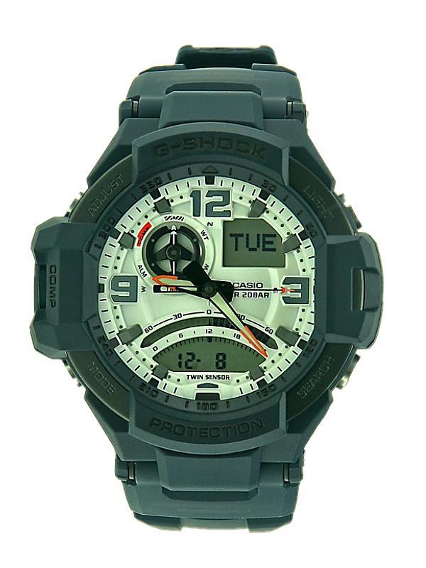 innovative design 53e2b 7edf2 Casio G-Shock GRAVITYMASTER Aviation Men Watch GA-1000-2ADR